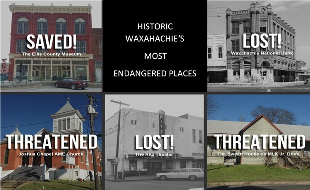 Endangered Places Program
