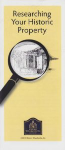 Property Research Brochure
