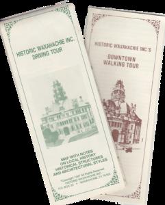 HWI Tour Brochures